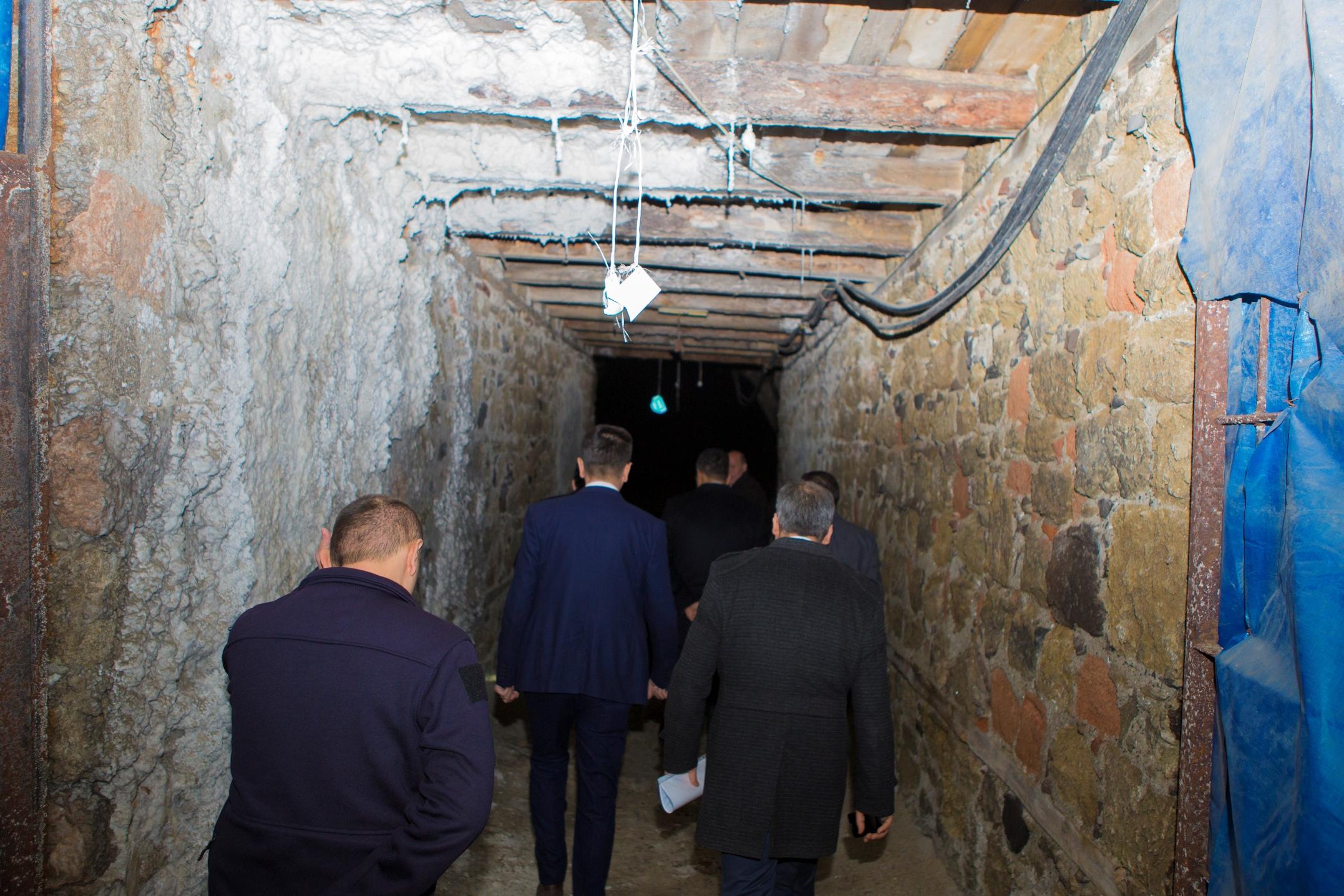 Rektör Alma, Tuzluca'da Tuz Mağarasıyla İlgili İncelemelerde Bulundu