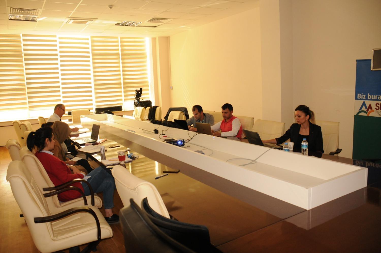 SERKA Tarafından Desteklenen Proje Hazırlama Eğitimi Başladı