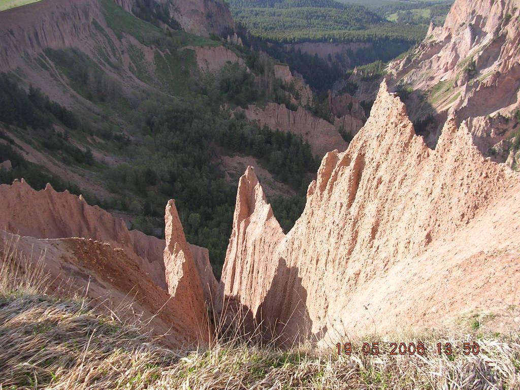 Üniversitemiz Posof'daki Peri Perdeleri Oluşumlarının Jeolojik Miras Olarak Koruma Altına Alınması İçin Çalışma Başlattı
