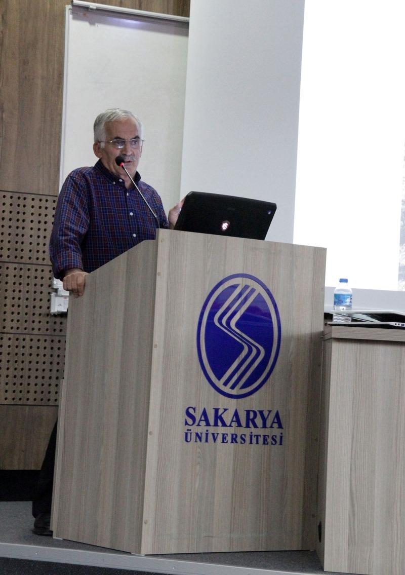 Dr. Öğr. Üyesi Bayraktutan Sakarya'da Düzenlenen Çalıştayda Üniversitemizi Temsil Etti