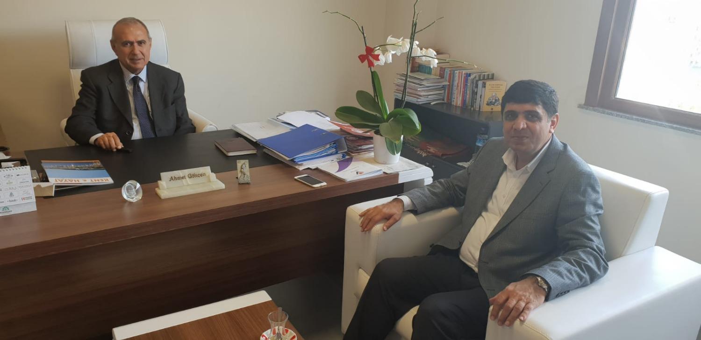 İstanbul Rumeli Üniversitesi ile Iğdır Üniversitesi İşbirliği, Rutin İşbirliklerinin Bir Adım Önüne Geçecek. Kapsamda Sürekli Eğitim ve Sertifika Var