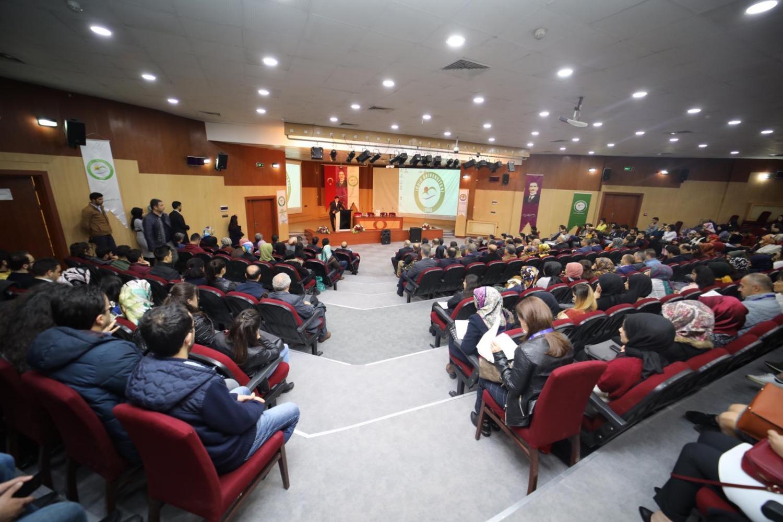 Üniversitemizde Iğdır I. Uluslararası Multi Disipliner Çalışmalar Kongresi Başladı
