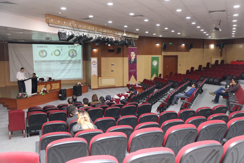611 Bilim İnsanının Katıldığı I. Uluslararası Multi Disipliner Çalışmalar Kongresi Iğdır'da Gerçekleştirildi