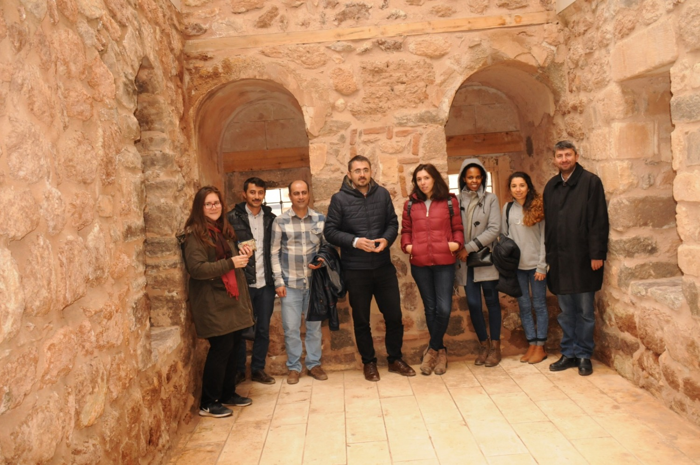 Iğdır I. Uluslararası Multi Disipliner Çalışmalar Kongresi İshak Paşa Sarayı ve Ahmedi-Hani Müzesi Gezisi İle Sona Erdi
