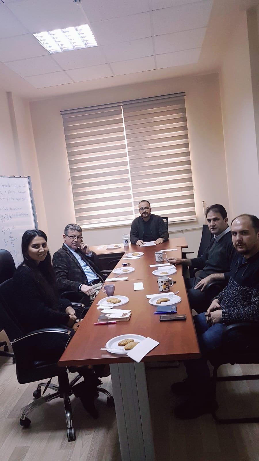 """""""DİL ve EDEBİYAT SÖYLEŞİLERİ"""" adlı seminerlerden üçüncüsü gerçekleştirildi"""