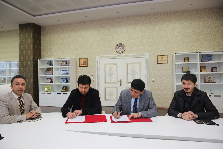 Iğdır Üniversitesi İle Avka Grup Arasında İşbirliği Protokolü İmzalandı