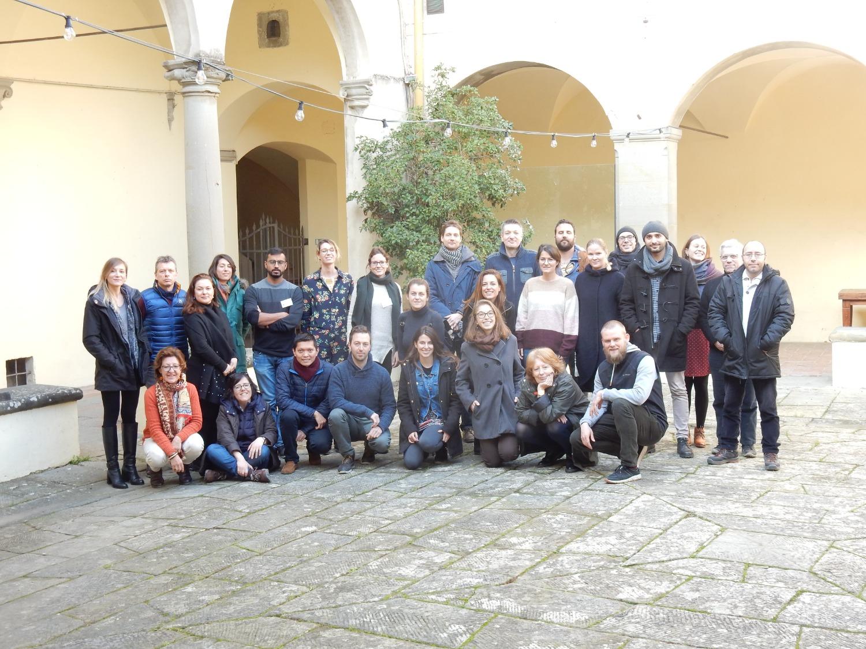 Üniversitemiz Akademisyenlerinden Dr. Öğr. Üyesi M. Bihter Bingül, İtalya'da Düzenlenen COST Eğitimine Katıldı