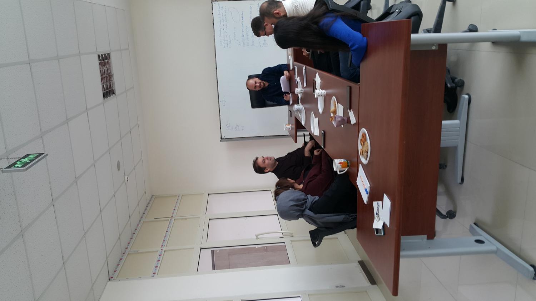 DİL ve EDEBİYAT SÖYLEŞİLERİ adlı seminerlerden dördüncüsü gerçekleştirildi..
