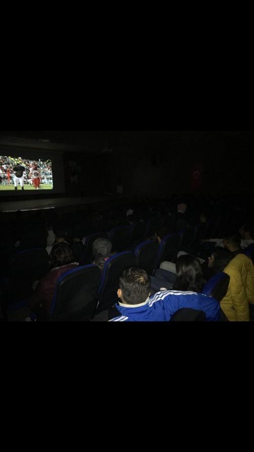 BESYO'da Sinema Günleri Düzenlendi