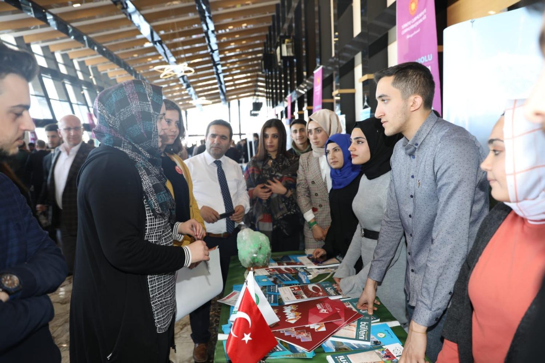 Iğdır Üniversitesi, Doğu Anadolu Kariyer Fuarında