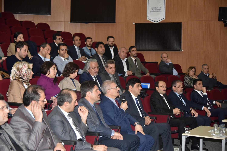 Rektör Alma Yükseköğretimde Kalite Yönetimi Çalıştayına Katıldı