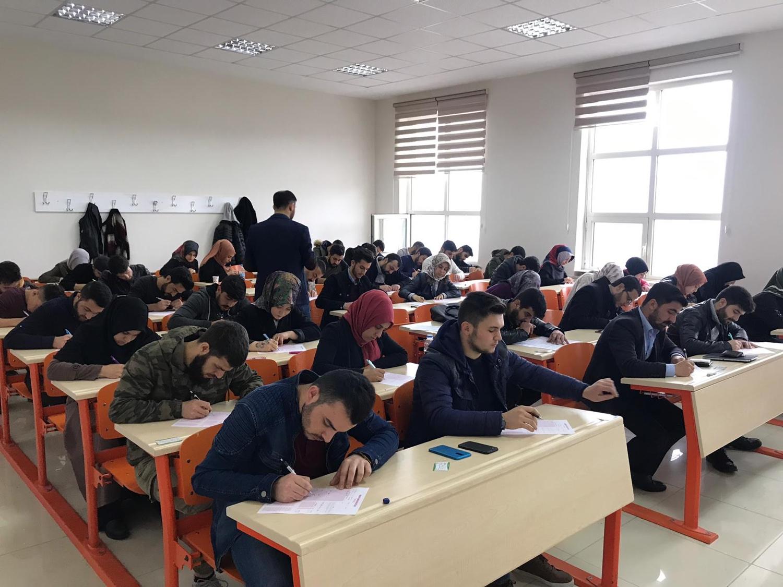 Dijital Okur-Yazarlık Sınavı Iğdır Üniversitesinde Başarıyla Tamamlandı