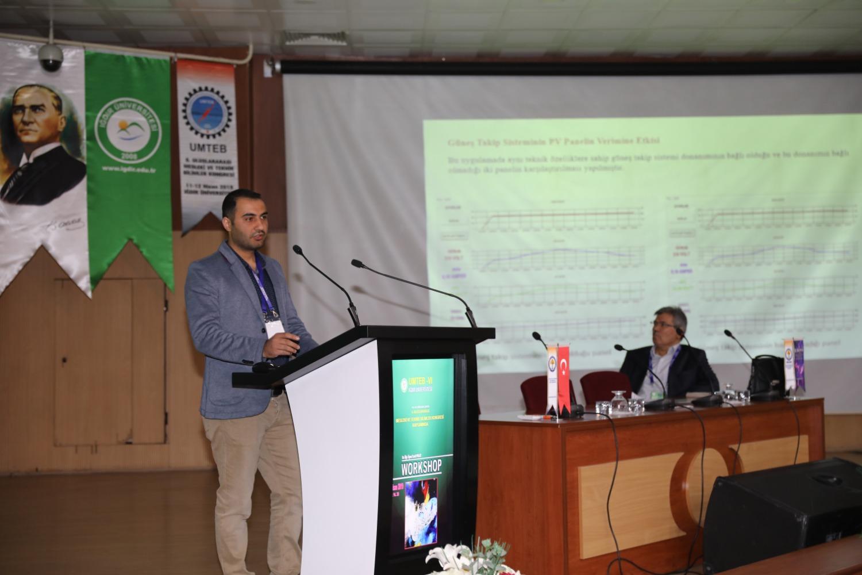6. Uluslararası Mesleki ve Teknik Bilimler Kongresi Tüm Hızıyla Devam Ediyor