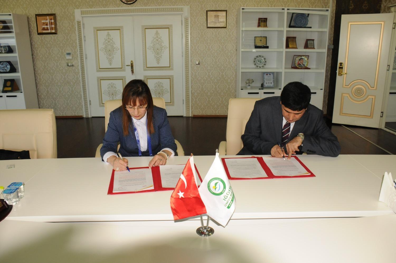 """Kardeş ülke Azerbaycan ile """"Memorandum Of Understandıng� Protokolü İmzalandı"""