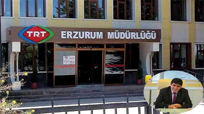 Rektör Alma, TRT Erzurum Radyosu'nun Telefon Konuğu Oldu