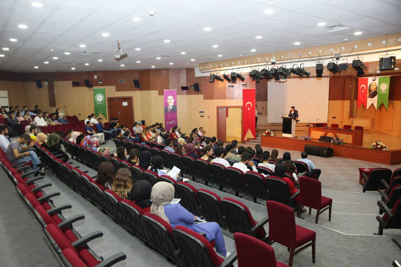 Üniversitemiz Öğrencilerine KOSGEB Girişimcilik Sertifikası Verildi