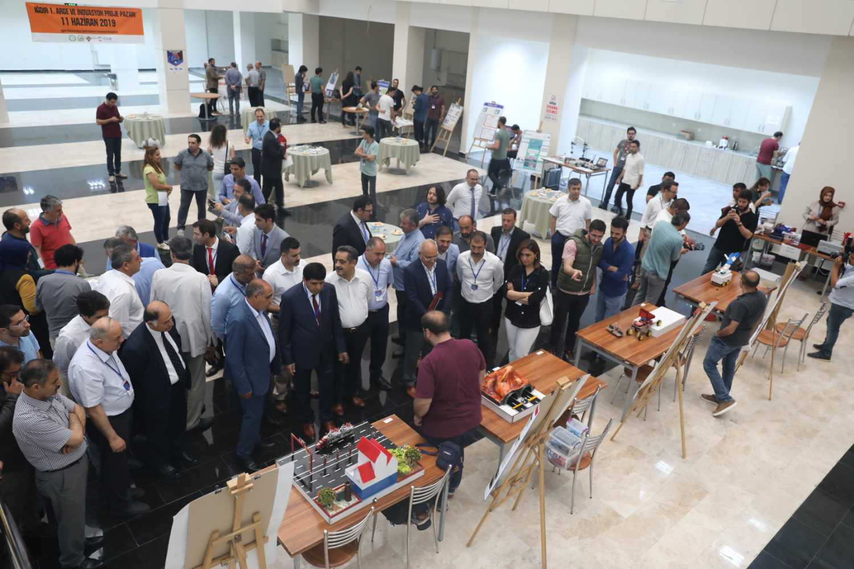 Iğdır I. AR-GE ve İnovasyon Proje Pazarı'nın İlki Gerçekleşti