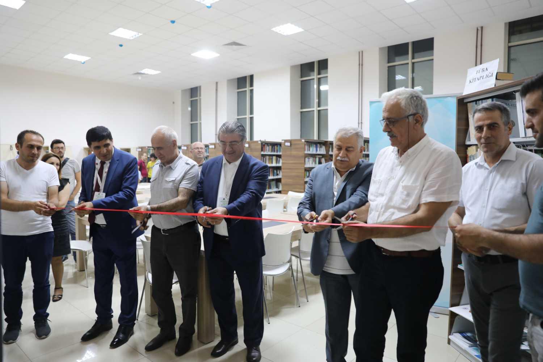 Üniversitemizde TÜBA Köşesinin Açılışı Yapıldı