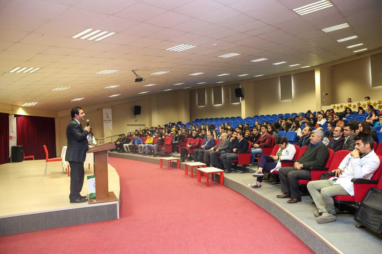 Hazar Kolejinde, Kariyer Planlama Destek Etkinlikleri Kapsamında Üniversitemiz Tanıtıldı