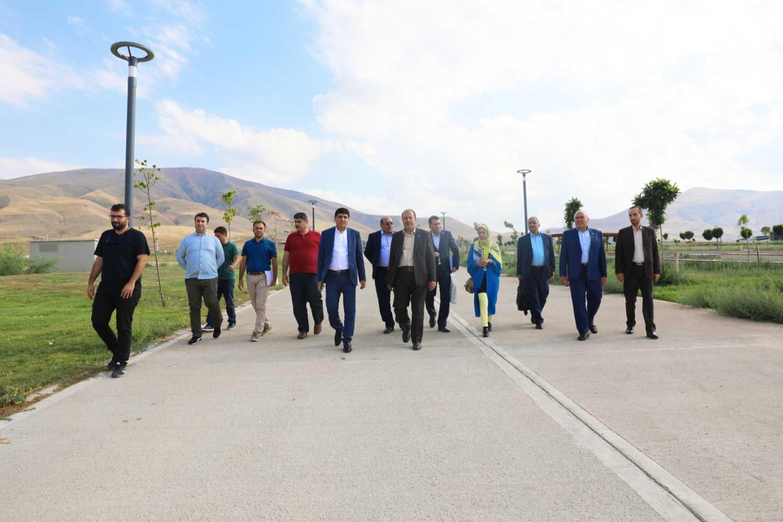 Iğdır Üniversitesi ve Tebriz Üniversitesi Arasında 4'lü Protokol
