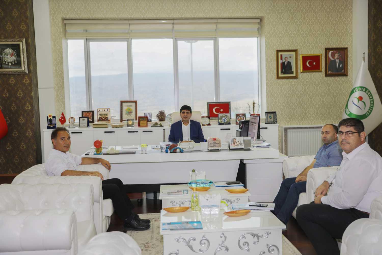 Üniversitemiz İle Erzurum Orman Müdürlüğü Arasında Protokol İmzalandı