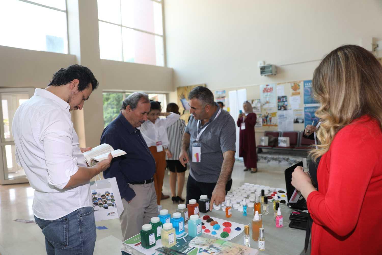 I. Uluslararası Aromatik Bitkiler ve Kozmetik Sempozyumu Başladı