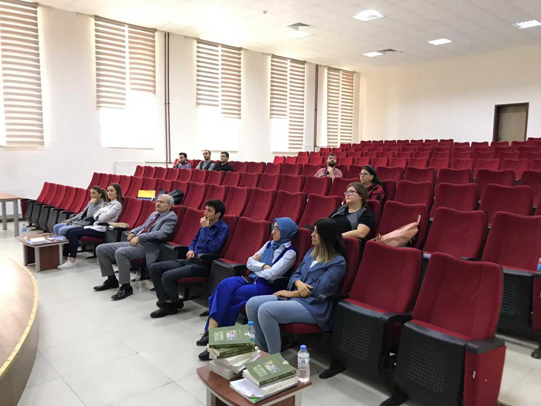 2019-20 Eğitim Öğretim Yılı Öğretim Yönetim Sistemi Tanıtımı Yapıldı