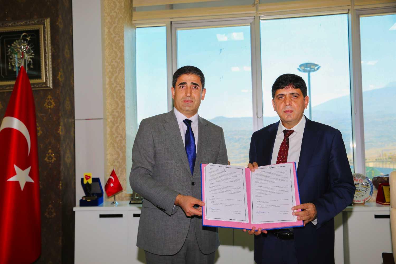 Üniversitemiz ile İl Milli Eğitim Müdürlüğü Arasında İş Birliği Protokolü İmzalandı