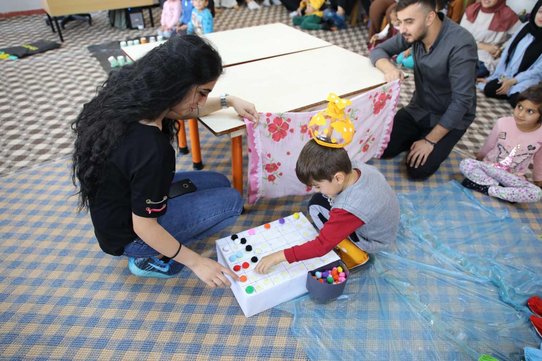 Çocuk Gelişimi Öğrencileri Minikler İçin Drama Etkinliği Düzenledi