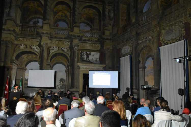 Öğretim Üyemiz Prof. Dr. Çelik Roma'da Göbeklitepe'yi Anlattı