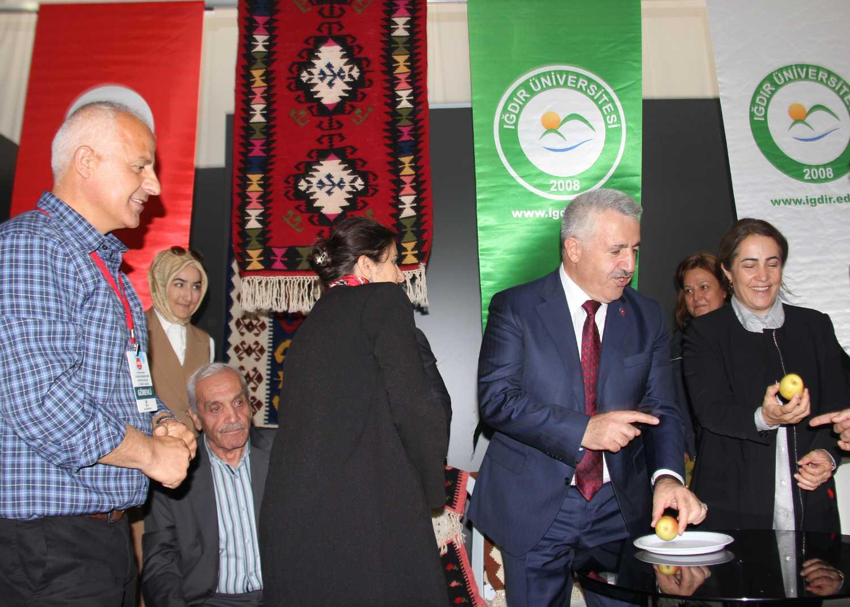 """Üniversitemiz """"Kars, Ardahan, Iğdır Tanıtım Günleri""""nde Stant Açtı"""