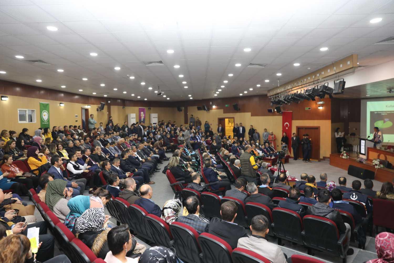 Üniversitemizde 2019-2020 Akademik Yılı Açılış Töreni Düzenlendi