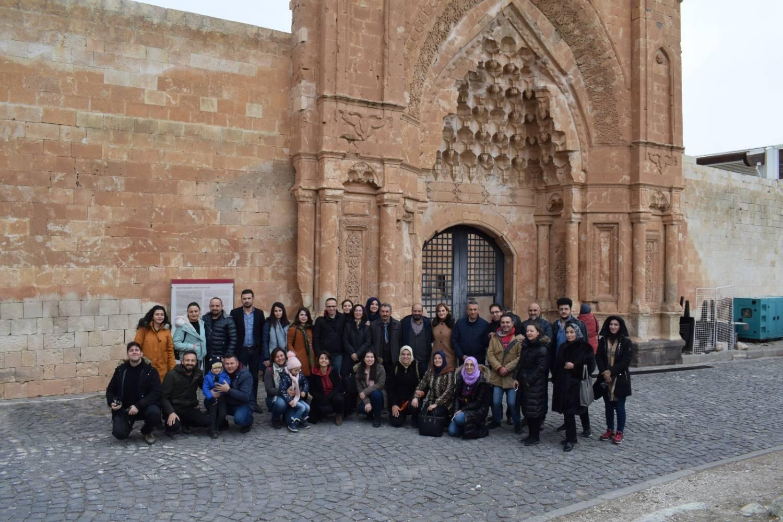 I. Uluslararası Iğdır Geleneksel Türk Sanatları Çalıştayı Düzenlenen Gezi ile Sona Erdi
