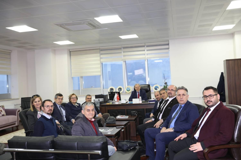 İstinye Üniversitesi'nden İşbirliği Ziyareti
