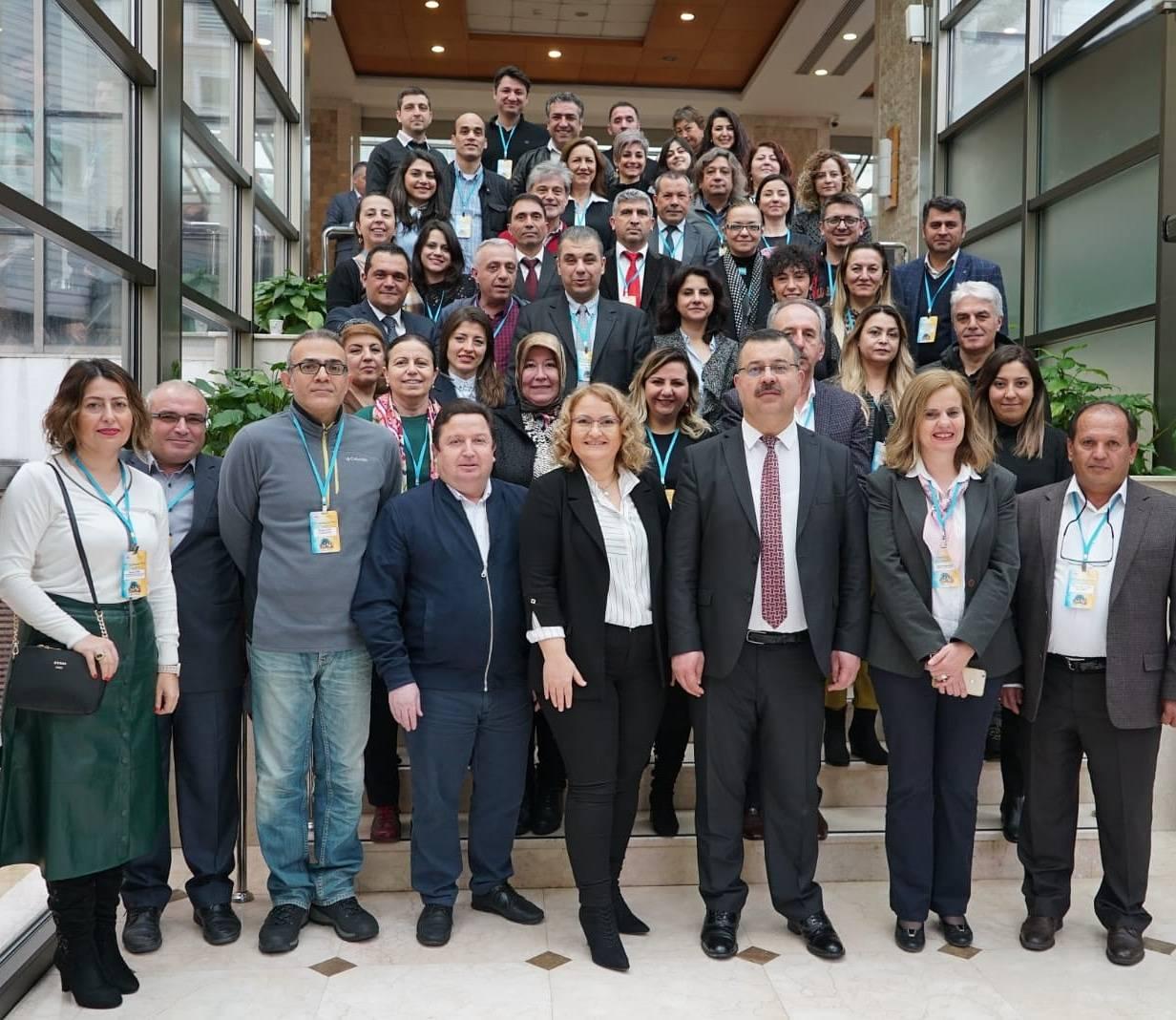Doç. Dr. Arzu ÜNAL TAGEM 2020 Toplantısına Katılım Sağladı