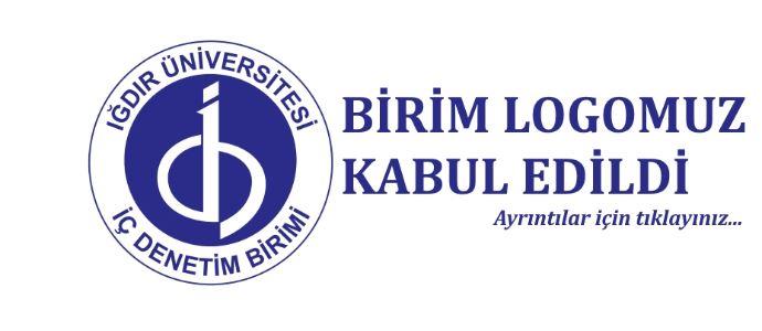 Birim Logomuz Kabul Edildi