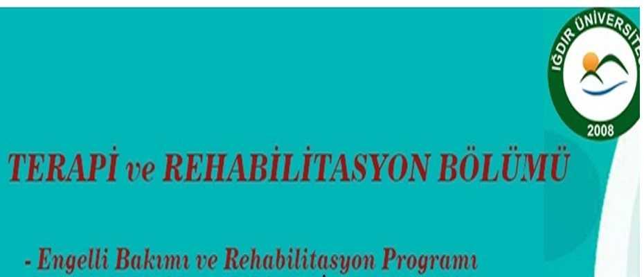 Terapi ve Rehabilitasyon
