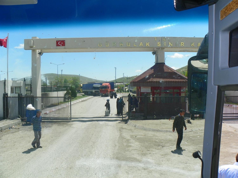 Foreign Trade Program Gürbulak Border Gate Trip