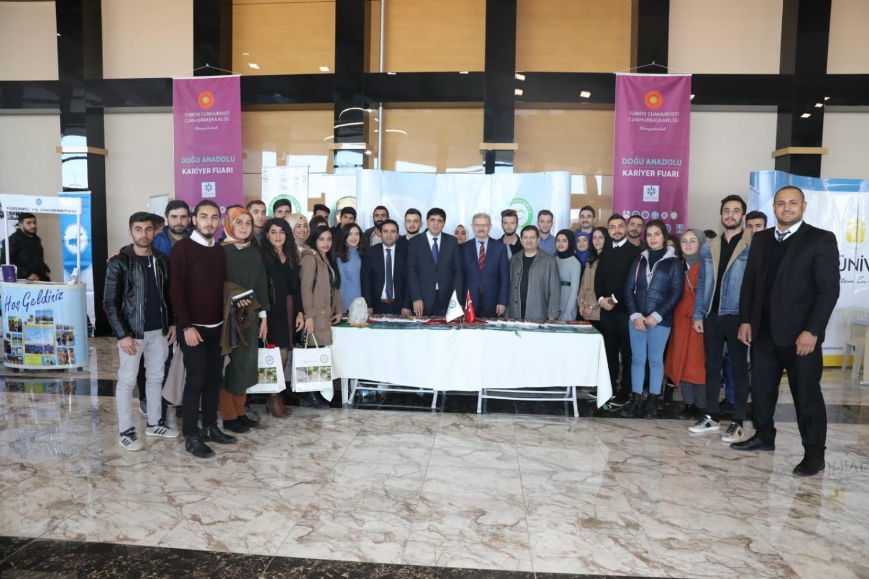 Doğu Anadolu Kariyer Fuarı Erzurum