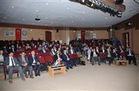 A CONFERENCE ABOUT HALAL FOOD WAS HELD AT IGDIR UNIVERSITY