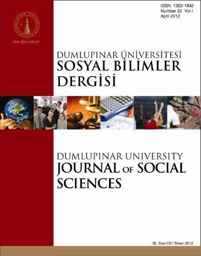 Konuralp, Dumlupınar Üniversitesi Sosyal Bilimler Dergisi İçin Barış Çalışmalarını Değerlendirdi
