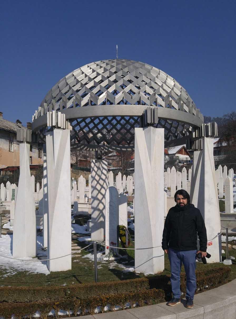 İç Denetçimiz TİKA Projesi Kapsamında Saraybosna'da Eğitim Verdi