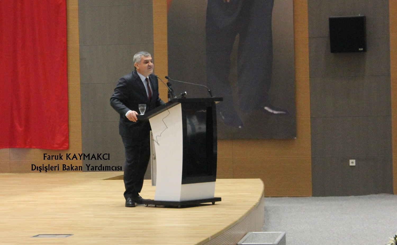 I. Uluslararası Kamu İç Denetim Konferansı Gerçekleştirildi.