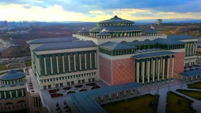 Ankara Külliyede Millet Kütüphanesinin açılışı yapıldı