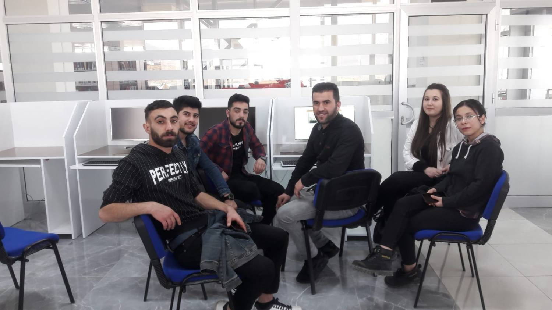 Iğdır Üniversitesi Öğrencilerine Kütüphane Kullanıcı Eğitimi Verildi