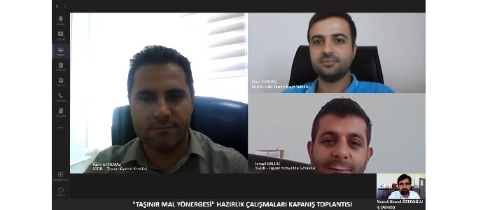 """""""Taşınır Mal Yönergesi"""" Hazırlık Çalışmaları Tamamlandı"""